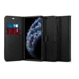 کاور اسپیگن اپل 11 پرو مدل wallet s